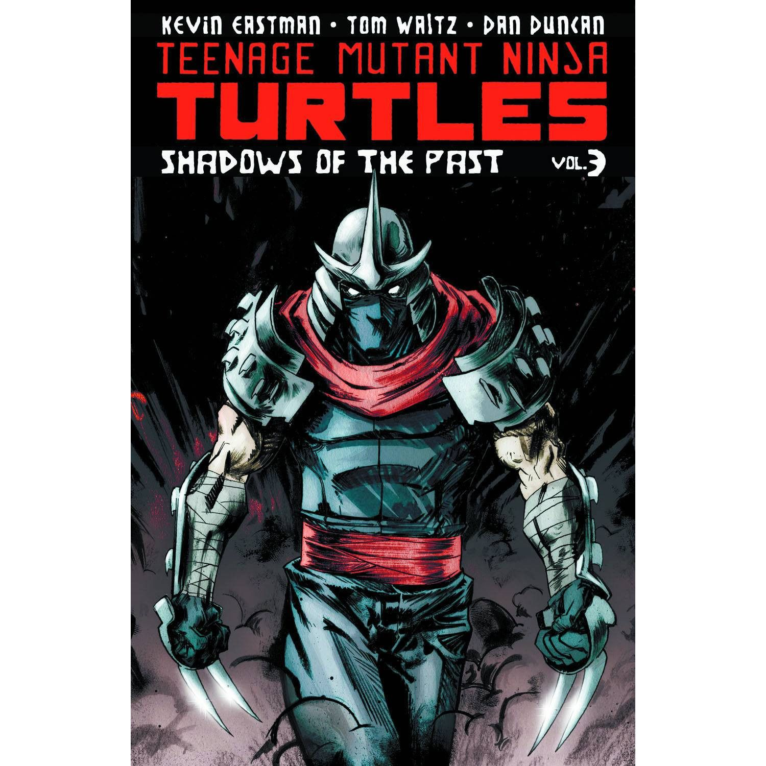 TMNT Shadows of the Past Vol. 3 TP Uncanny!