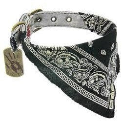 The Walking Dead Daryl Dixon Bandana Dog Collar Uncanny!