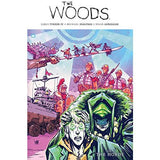 The Woods: The Horde TP Vol. 05 Uncanny!