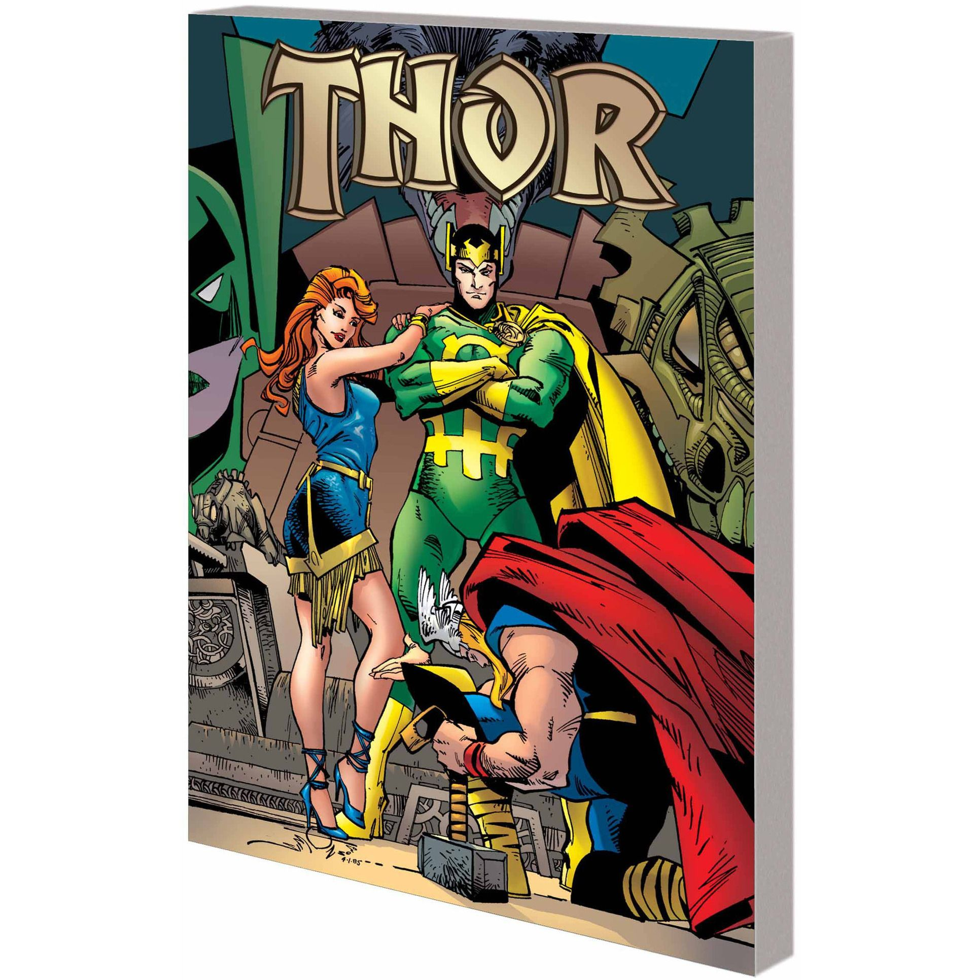 The Mighty Thor by Simonson Vol. 3 TP Uncanny!