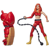 Marvel Legends Infinite Series Thundra Action Figure Uncanny!