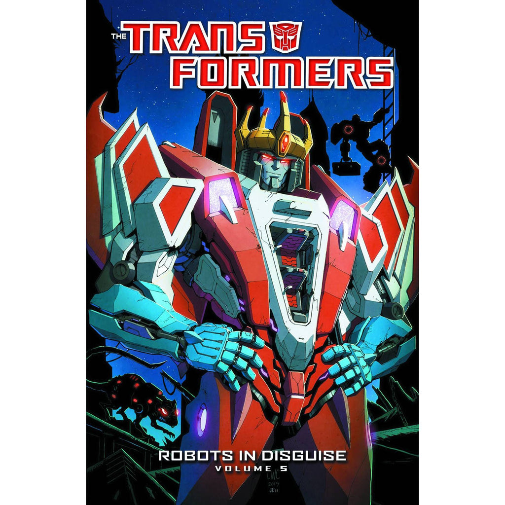 Transformers: Robots in Disguise Vol. 5 TP