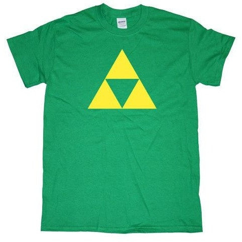 Triforce Shirt Uncanny!