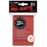 Red Ultra-Pro Small Pro-Matte Sleeves, 60 count Uncanny!
