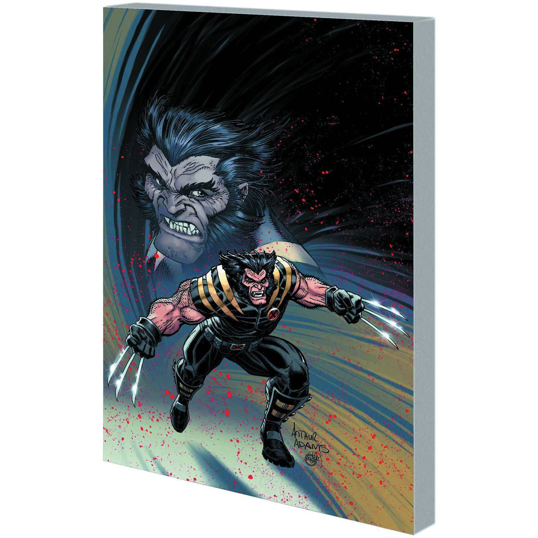 Ultimate Comics: Wolverine Legacies TP Uncanny!