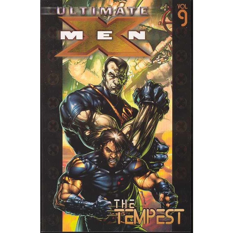Ultimate X-Men: The Tempest Vol. 9 TP Uncanny!