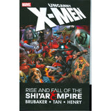 Uncanny X-Men: Rise & Fall of the Shi'ar Empire TP Uncanny!