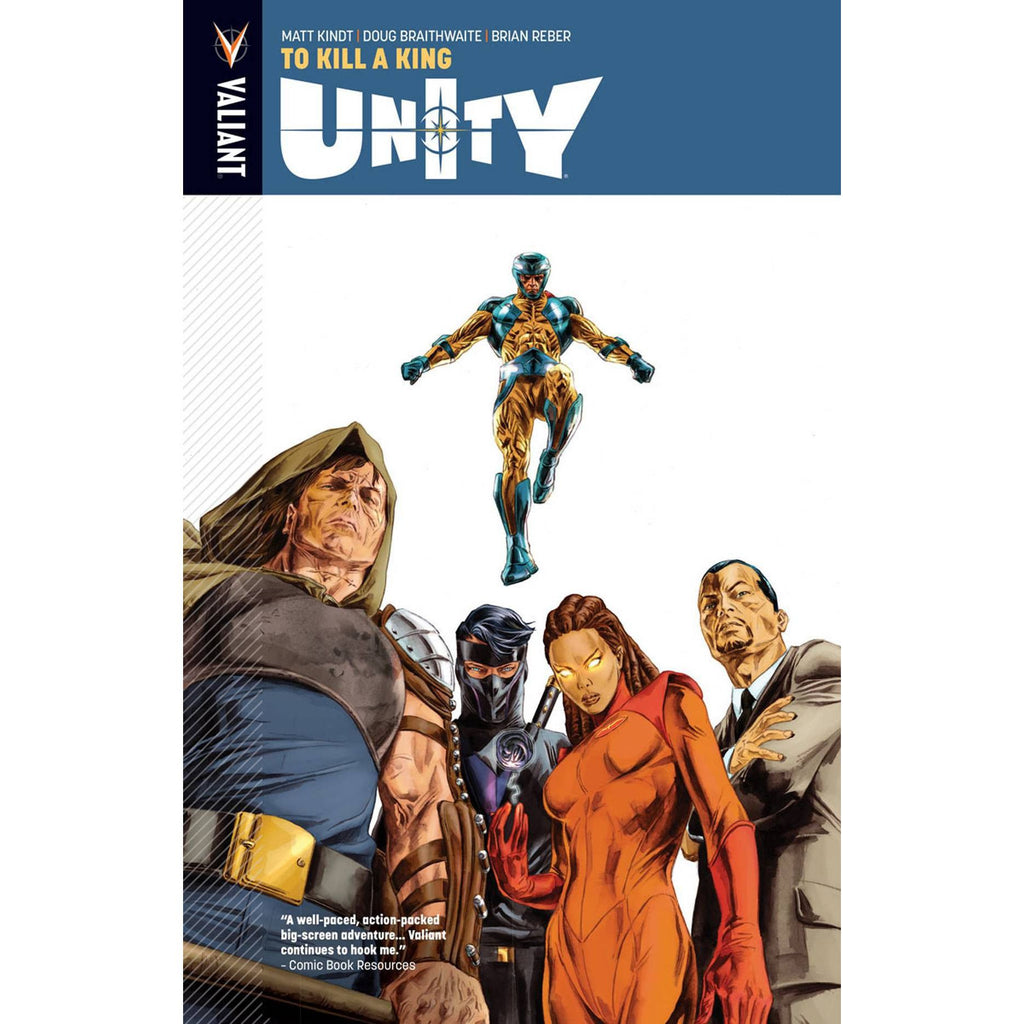 Unity: To Kill a King Vol. 1 TP