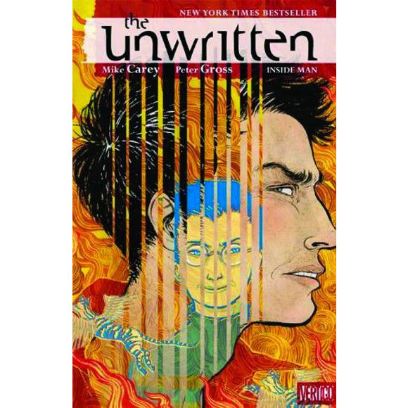 The Unwritten Vol. 2 The Inside Man TP Uncanny!