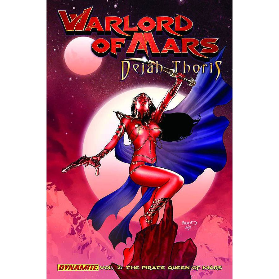 Warlord of Mars: Dejah Thoris: Pirate Queen of Mars Vol. 2 TP Uncanny!