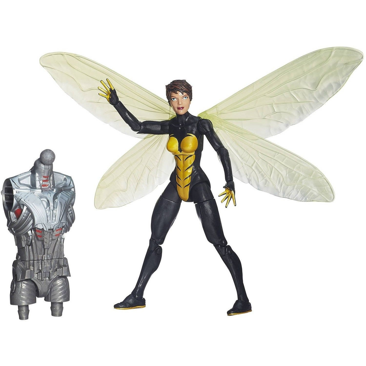 Marvel Legends Infinite Series Wasp Action Figure Uncanny!