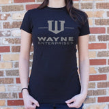 Wayne Enterprises Shirt Uncanny!