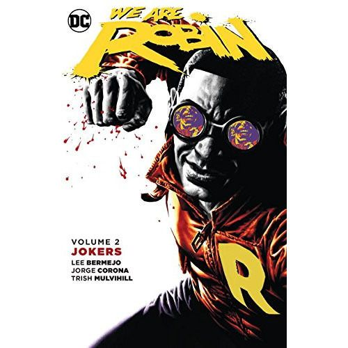 We Are Robin Vol. 2 TP Uncanny!