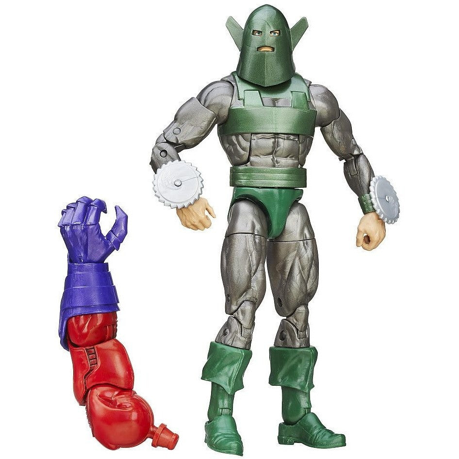 Marvel Legends Whirlwind Action Figure Uncanny!