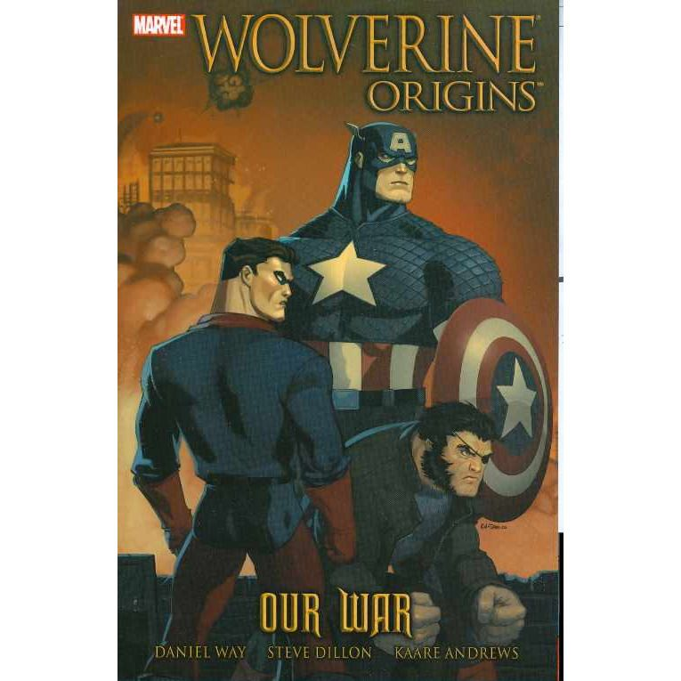 Wolverine Origins: Our War Vol. 4 TP