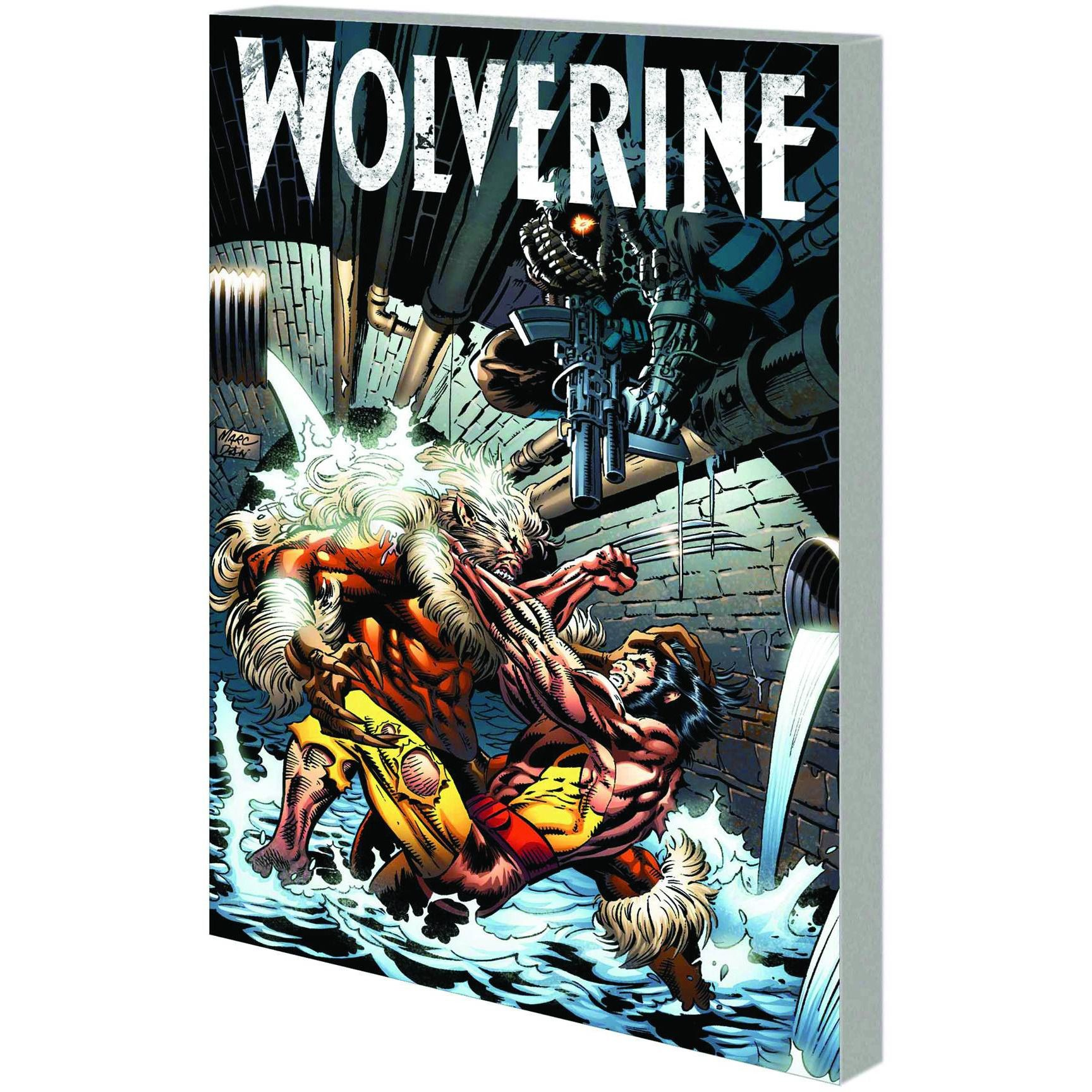 Wolverine by Larry Hama Vol. 2 TP Uncanny!