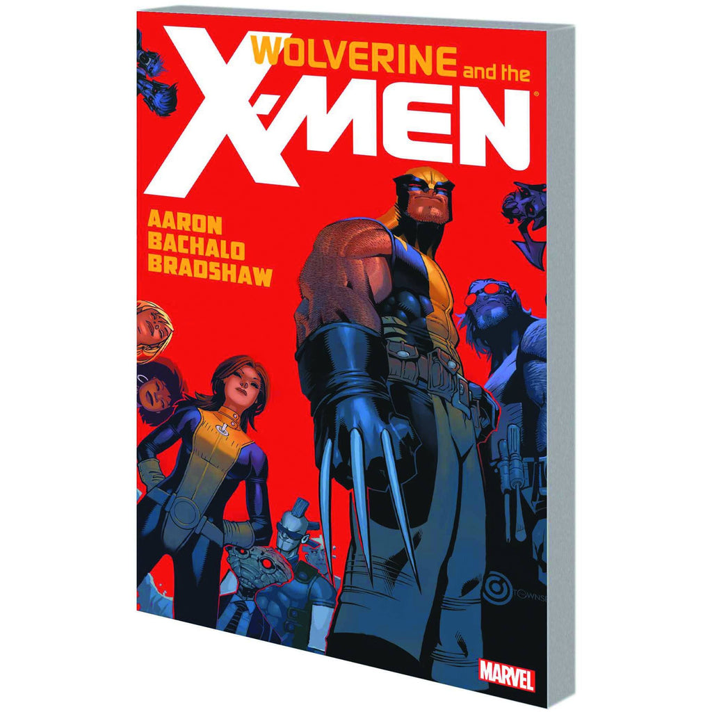 Wolverine and the X-Men Vol. 1 TP