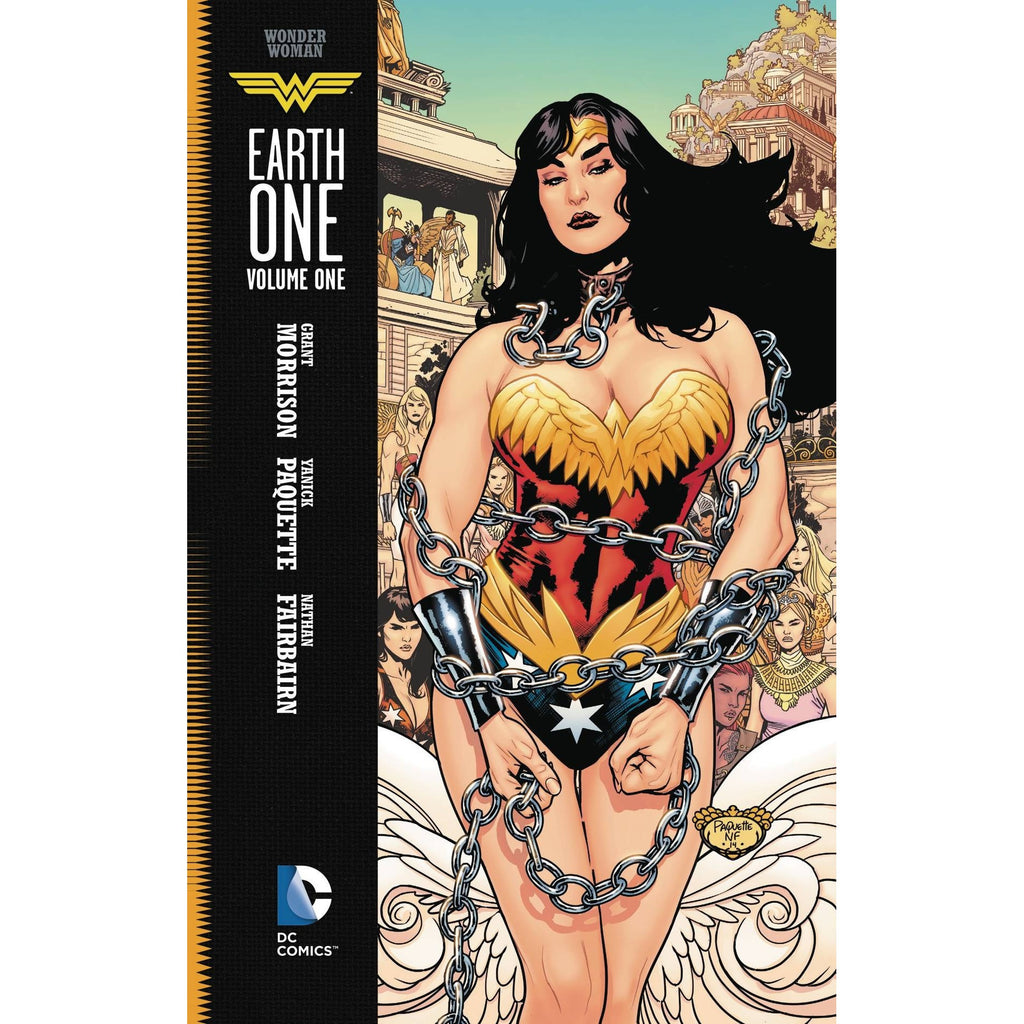 Wonder Woman Earth One TP Vol 1