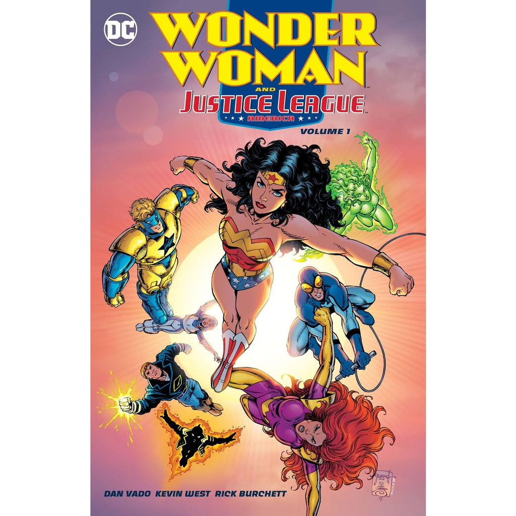 Wonder Woman and the Justice League of America Vol. 1 TP