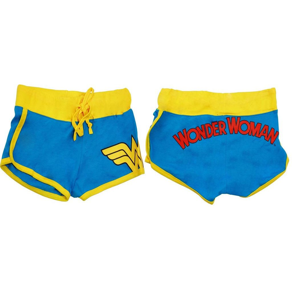 Wonder Woman Micro Shorts Uncanny!