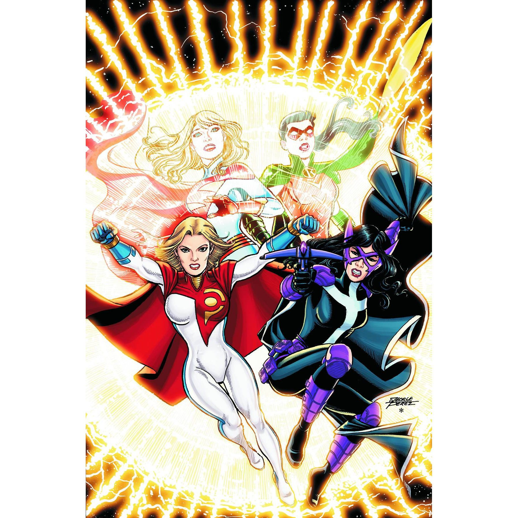 World's Finest: The Daughters of Earth 2 Vol. 1 TP Uncanny!