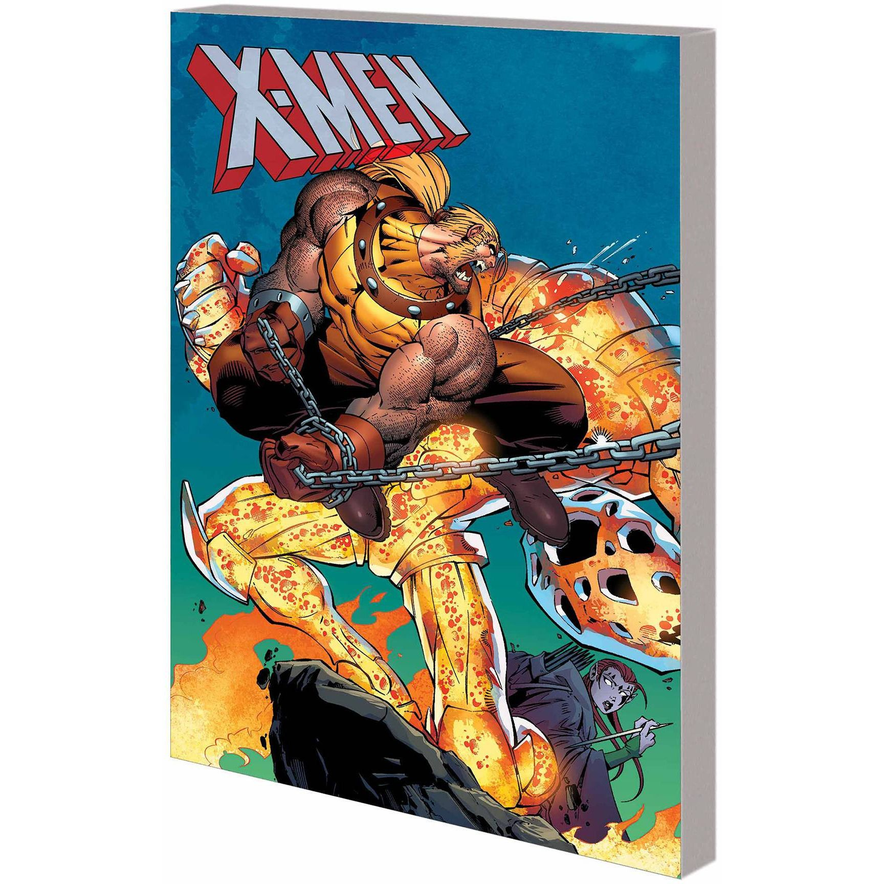 X-Men: Age of Apocalypse Reign Vol. 2 TP Uncanny!