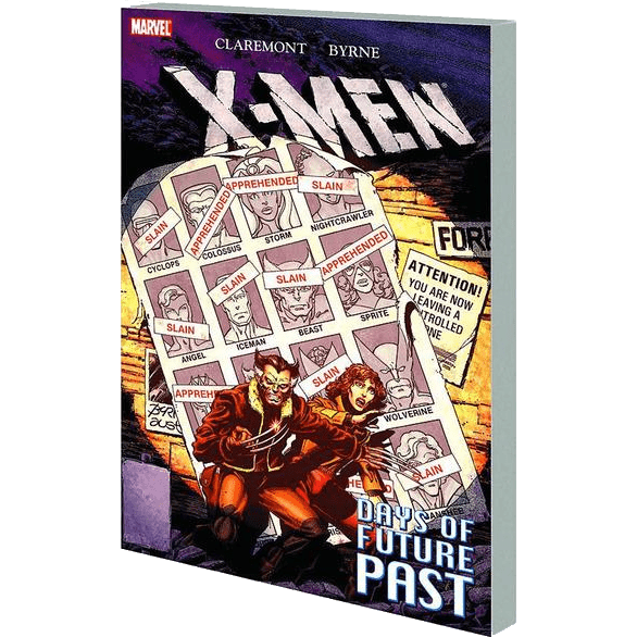 X-Men: Days of Future Past TP Uncanny!