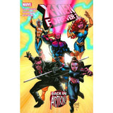 X-Men Forever 2: Back in Action Vol. 1 TP Uncanny!