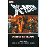 X-Men Legacy: Divided He Stands TP Uncanny!
