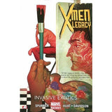 X-Men Legacy Vol. 2: Invasion Exotics TP Uncanny!