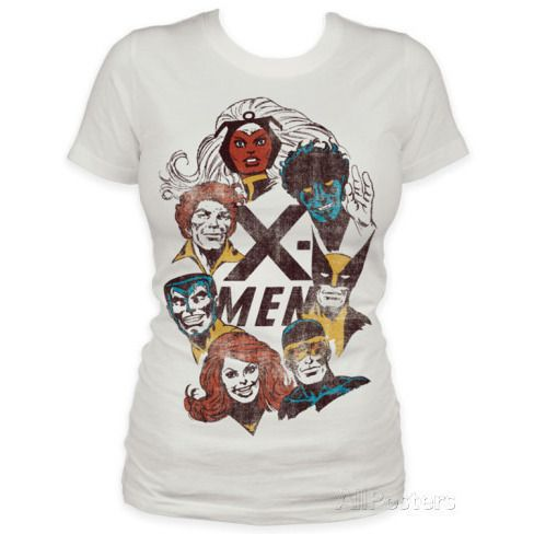 X-Men Portrait Shirt Uncanny!