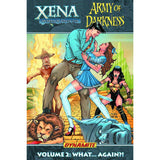 Xena vs. Army of Darkness: What... Again?! Vol. 2 TP Uncanny!