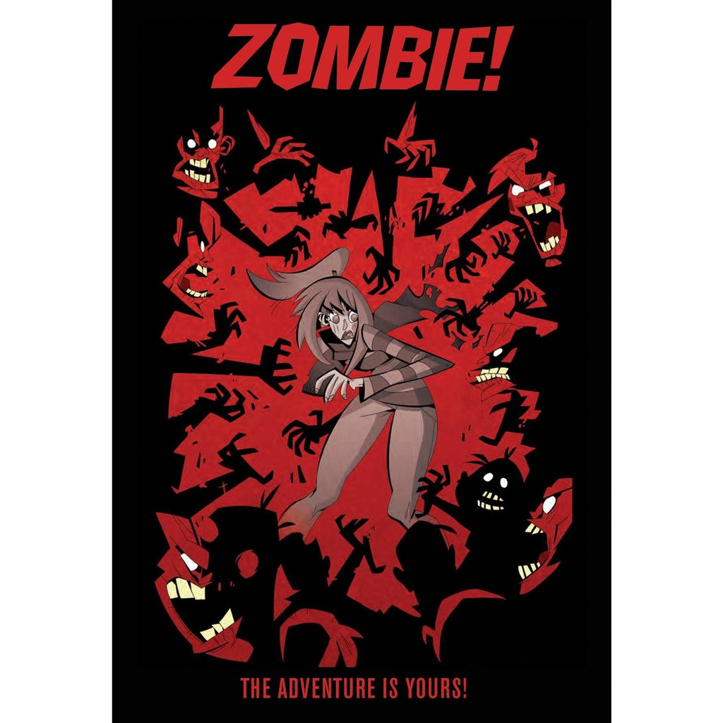 Zombie: The Adventure Is Yours HC