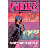 Invincible TP Vol 06 A Different World Uncanny!