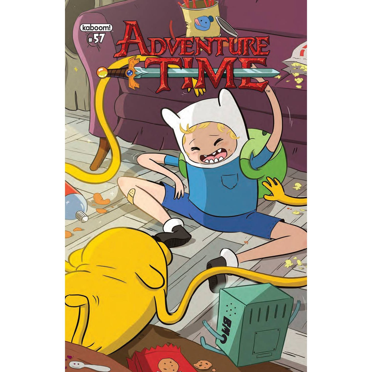 Adventure Time #57 Uncanny!