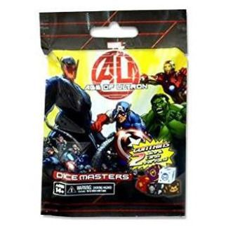 Dice Masters: Avengers Age of Ultron Booster Uncanny!