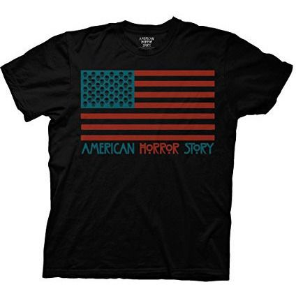 American Horror Story Flag Shirt