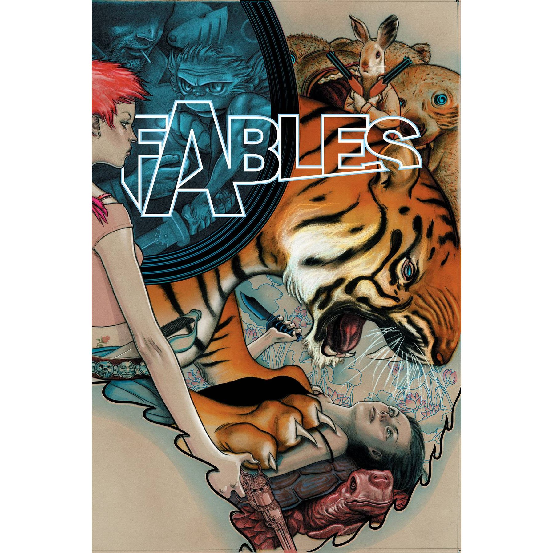 Fables TP Vol 2 Animal Farm Uncanny!