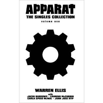Warren Ellis' Apparat: The Singles Collection TP