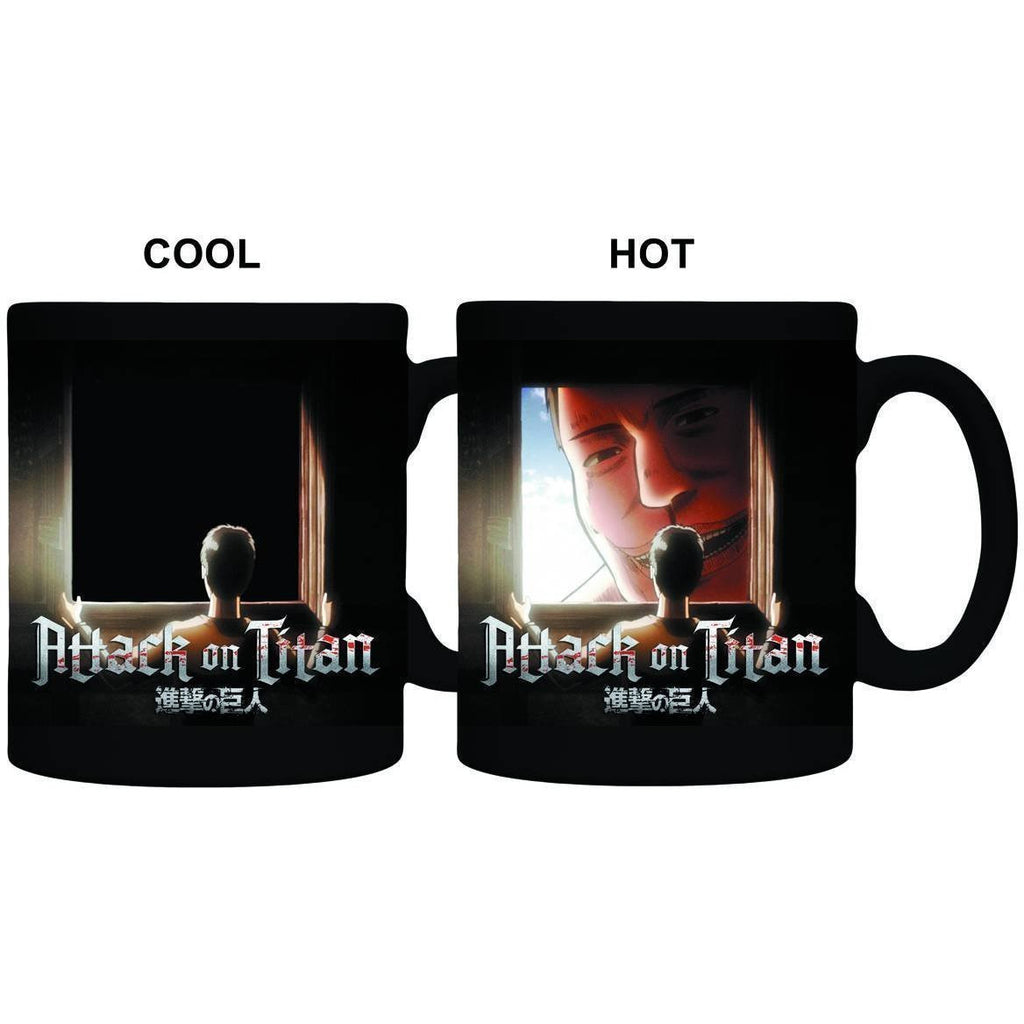 Attack on Titan Heat Change Mug