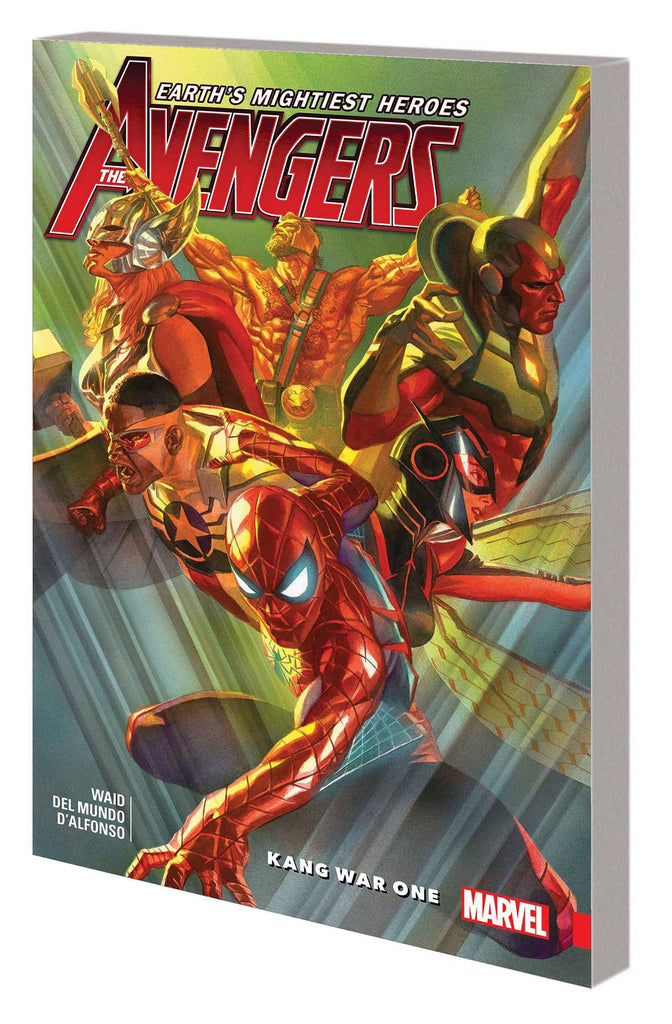 Avengers Unleashed TP Vol 1 Kang War One