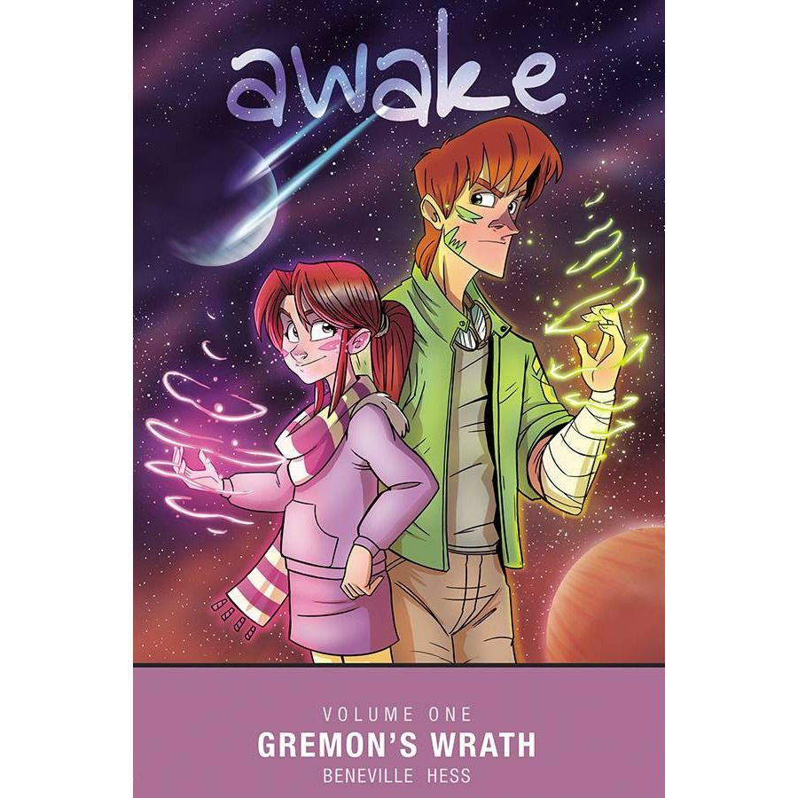 Awake TP Vol 01 Gremon's Wrath