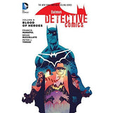 Batman Detective Comics HC Vol 8 Blood of Heroes Uncanny!