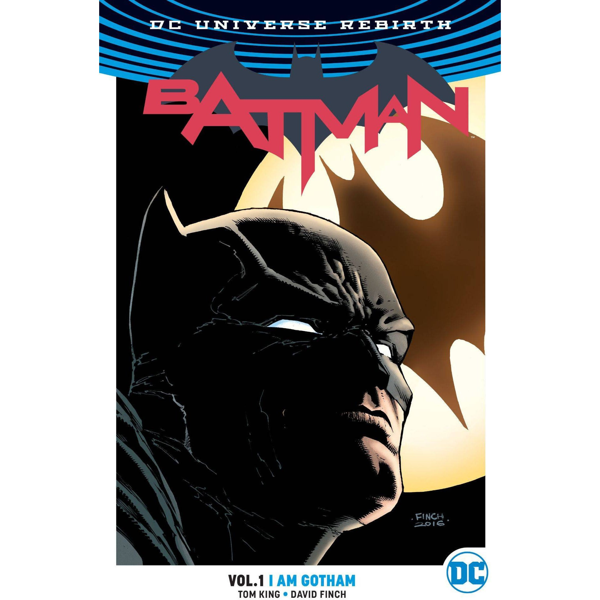 Batman TP Vol. 1: I am Gotham (Rebirth) Uncanny!