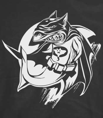 Bat Shark Shirt