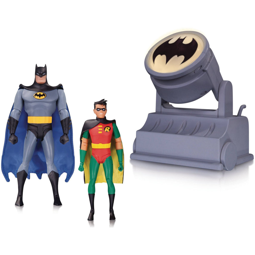 Batman Animated Series Action Figure Set
