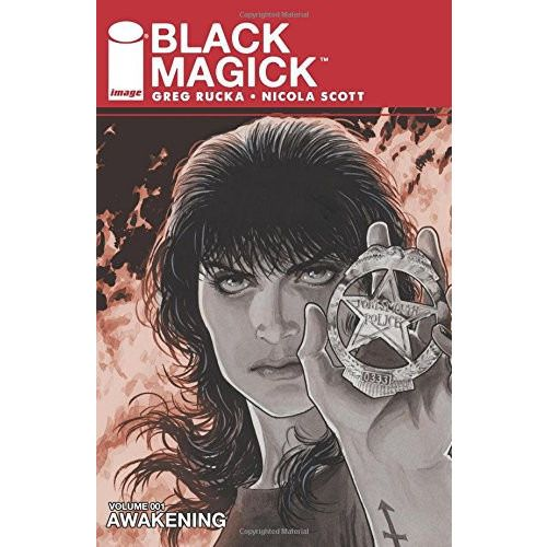 Black Magick TP Vol 1 Awakening