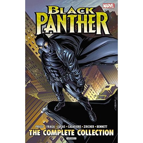Black Panther The Complete Collection TP Vol 4 Uncanny!