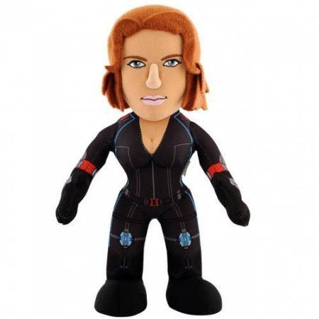 Bleacher Creatures Black Widow Plush Uncanny!