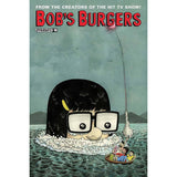 Bob's Burgers Ongoing #16 Variant Uncanny!